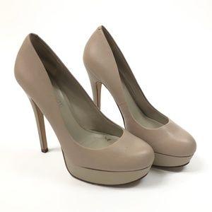 3/$25 Aldo Nude Pumps Heels